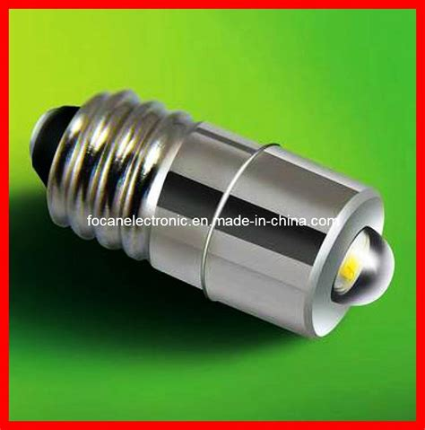 china e10 e10 base led miniature bulb led