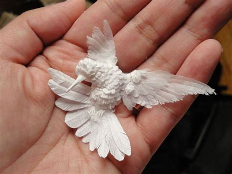 extraordinary paper art   completely mindblowing