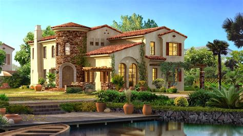 Luxury Houses, Villas And Hotels