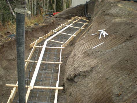 concrete forms for retaining walls retaining walls tri form concrete ltd