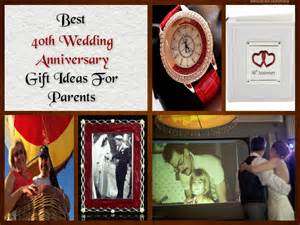 wedding anniversary gift ideas gifts delivery best 40th wedding anniversary gift ideas for parents