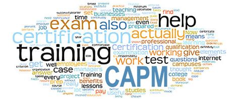 Capm Certified Resume by Leap