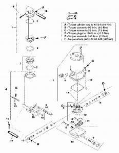 My Trim  Tilt System On My Mercury 115 Hp 4