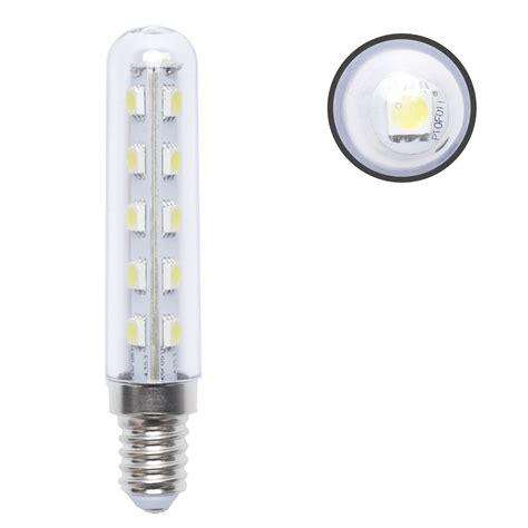 range hood light bulb size 2 x e14 2 5w white led light bulb for kitchen range hood