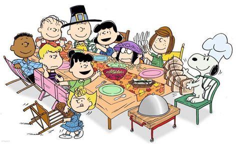 Peanuts Thanksgiving Wallpapers Wallpaper Cave