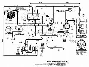 Briggs And Stratton Wiring Diagram 14hp Archives