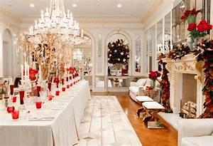 Weihnachtlich Dekorieren Wohnung : tisch weihnachtlich dekorieren 41 deko ideen f r weihnachtstafel deko feiern ~ Bigdaddyawards.com Haus und Dekorationen