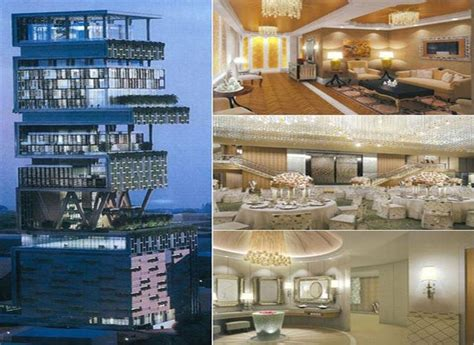 2 Most expensive houses in the world- Bill Gates vs Mukesh ...