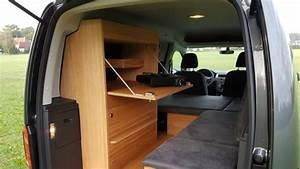 Vw Caddy Camper Kaufen : hier wird der vw caddy zum campingbus auto ~ Kayakingforconservation.com Haus und Dekorationen