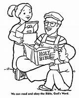 Parents Obey Kolorowanki Coloring Chrzescijanskie 1a Template Christian Obrazki Kolorowania Religijne Tata Malowanka Dziećmi sketch template