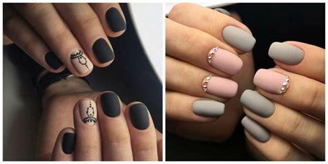 Nos encanta tener las uñas pintadas, pero muchas veces el color elegido no nos favorece, luciendo unas manos opacas y hasta avenjentadas. ¡Atención chicas! Las uñas mate regresan con fuerza (+fotos)