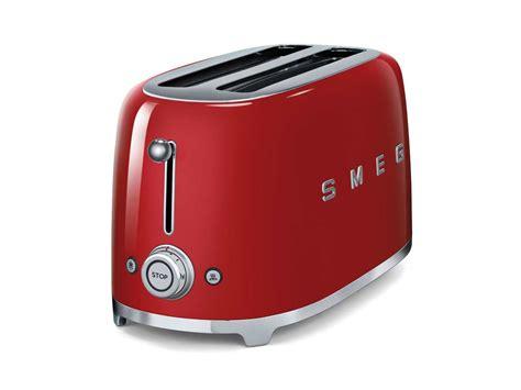 smeg tsf02rdeu 4 scheiben toaster rot