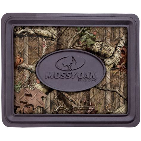 Mossy Oak Camo Floor Mats by Mossy Oak Camo Rear Utility Floor Mat Walmart