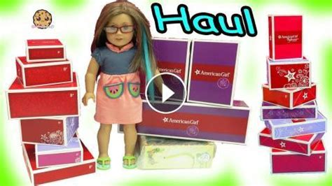 giant sale haul american girl doll clothing pets food