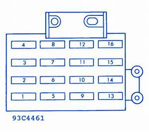 1996 Buick Century Fuse Block Diagram Wiring Schematic : dodge laramie 1996 engine fuse box block circuit breaker ~ A.2002-acura-tl-radio.info Haus und Dekorationen