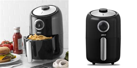 air fryer dash compact foods