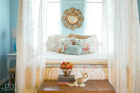 eclectic guest bedroom ideas diy show  diy