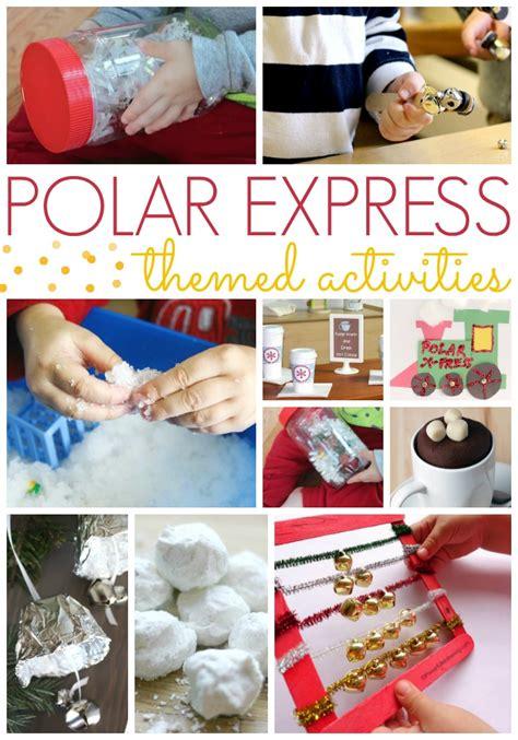 polar express activities for preschoolers pre k pages 241 | Polar Express Activities for Preschool