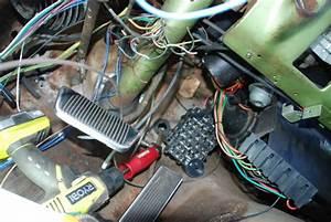 Rewiring A Classic Mustang