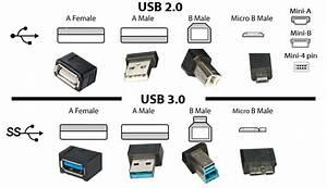 Che Differenza C U2019 U00e8 Tra Usb 2 0  3 0 E Type-c 3 1