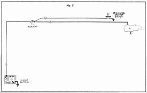 Directional Signals Wiring Diagram For 1952 Studebaker