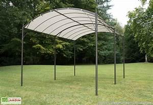 Sonnenschirm Rechteckig 3 X 4 : tonnelle fer forge capri 3x4 art jardin ~ Frokenaadalensverden.com Haus und Dekorationen