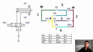 Fluid Power Iso And Ladder Diagram Tutorial