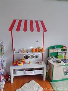 Kaufladen Selber Bauen : kinderzimmer ideen 3 m bel und wandaufkleber die es in ~ Michelbontemps.com Haus und Dekorationen
