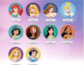 Princess Names Disney Princesses