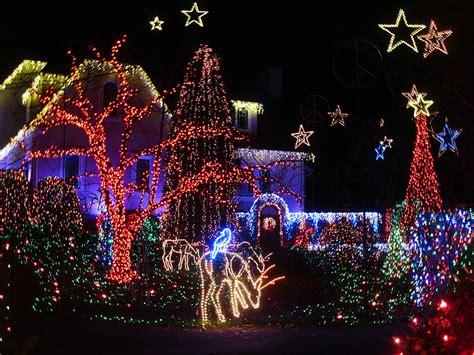 tacky christmas lights details