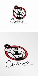Creative Gym logo design inspiration - Graphic Cloud