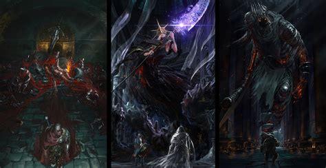 Dark Souls 3 The Lords Of Cinder By Ishutani On Deviantart
