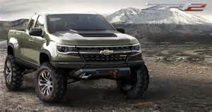 2012 ford f250 6 7 diesel mpg chevy 39 s diesel powered colorado zr2 concept is one helluva
