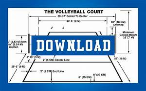 Court And Field Diagrams