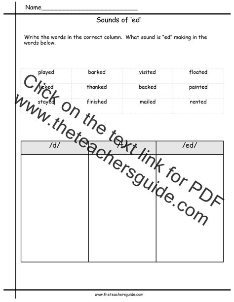 teach child   read phonics printouts