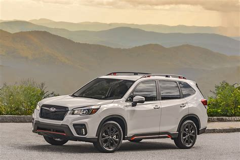 road test  subaru forester sport car  canada