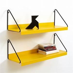 Ikea Etagere Metal : etagere metal ikea jaune ~ Teatrodelosmanantiales.com Idées de Décoration