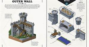 Minecraft  Medieval Fortress Guidebook Review