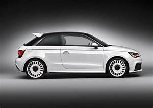 Audi A1 Quattro Prix : audi creates limited edition 252 hp a1 quattro autoblog ~ Gottalentnigeria.com Avis de Voitures