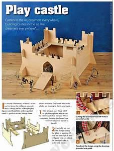 Play Castle Plans • WoodArchivist