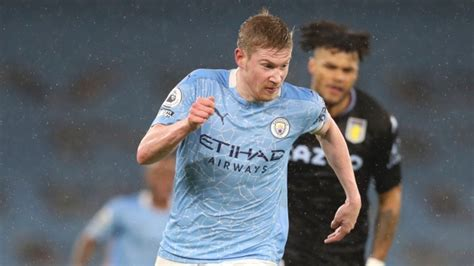 Manchester City MF Kevin De Bruyne to miss 4-6 weeks with ...