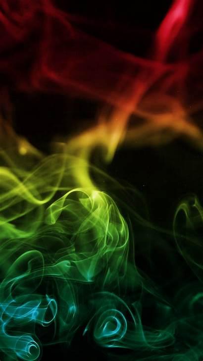 Smoke Wallpapers Mobile Iphone Smoking Abstract Colorful