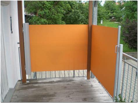 Balkon Sonnenschutz Ohne Bohren Hauptdesign