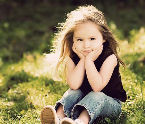 Cute Baby Girl Wallpaper - WallpaperSafari