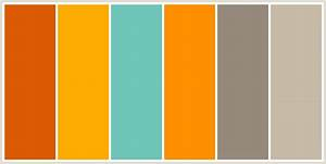 Color palettes, Color schemes and Aqua color palette on ...