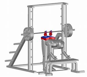 Design Donkey Calf Raise Attachment For Smith Machine  Win