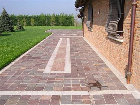 pavimentazione terrazzi esterni pavimentazioni per esterni