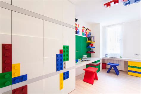 Lego Room Decor-style Motivation