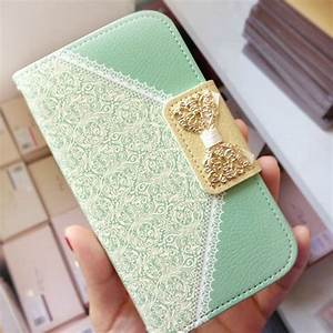 Fresh Cute Wallet Leather Case Cover for Samsung Galaxy S5 ...