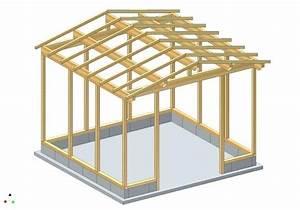 Plan Abri De Jardin En Bois Gratuit : plan cabane de jardin en bois gratuit plan d 39 abri de ~ Melissatoandfro.com Idées de Décoration